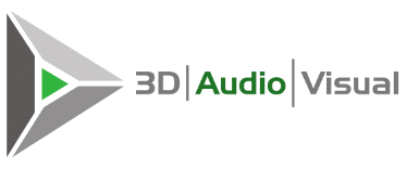 3d audio visual perth