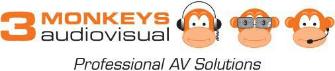 3 monkeys audio visual perth